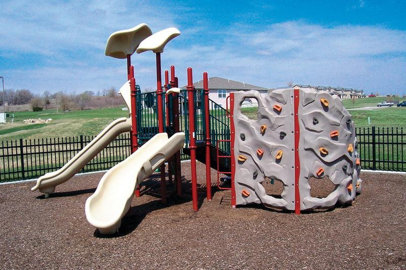 Playground | Bring the kids down to the playground for some fun.