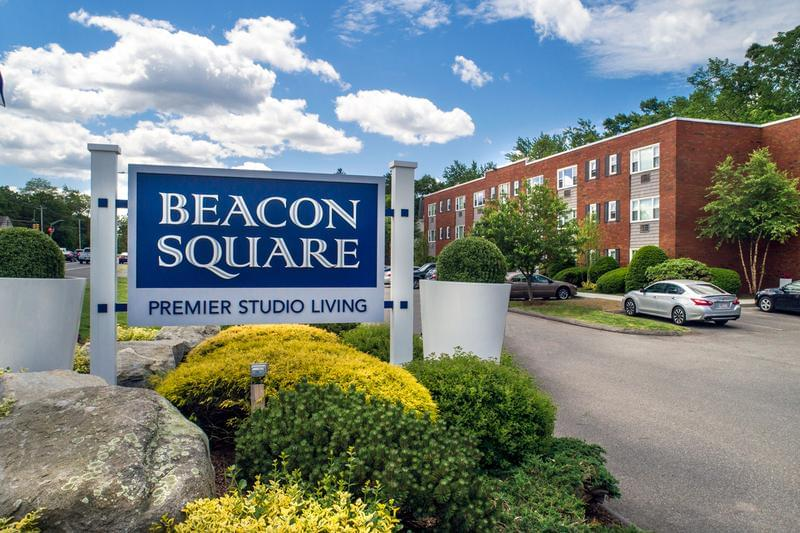Welcome Home to Beacon Square | Beacon Square offers spacious studio apartment homes in a prime Chicopee location