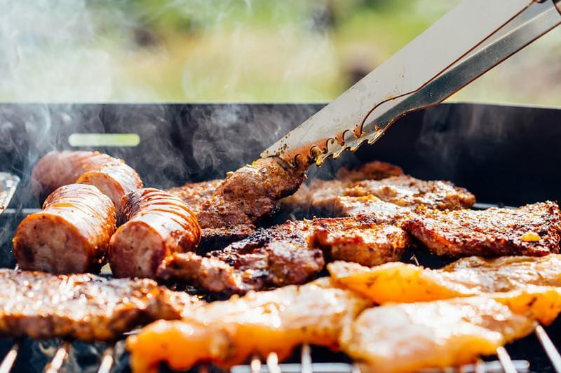 BBQ Grills | Cook out at one of our charcoal grills.