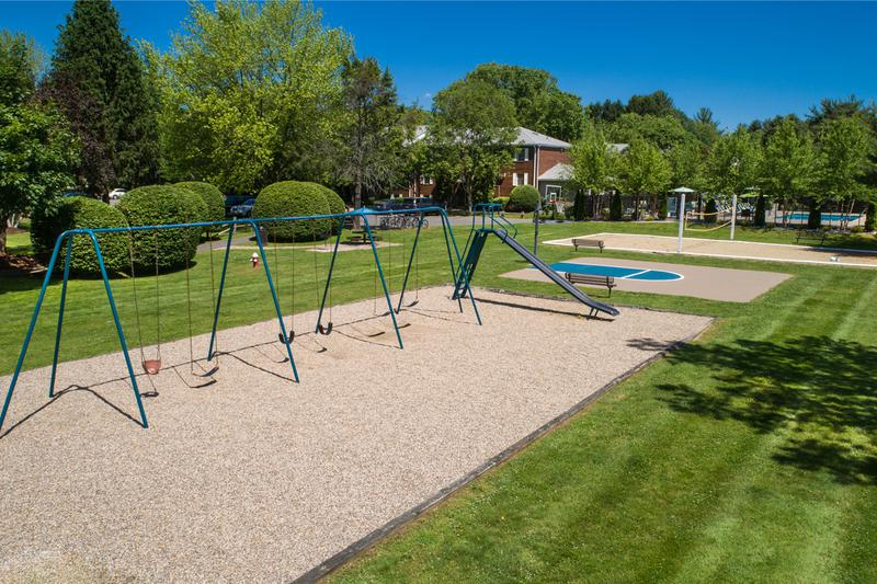 Outdoor Amenities | Sugarloaf Estates features plenty of outdoor amenities like a basketball court, a playground, and picnic area.
