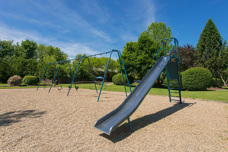 Playground | Bring the kids down to our playground for some fun.