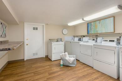 Community Laundry Room | Resident's have the convenience of using our community laundry room.