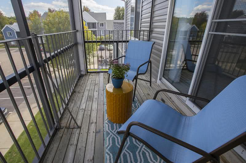 Private Patio/Balcony | All of our apartment homes feature a private patio or balcony.