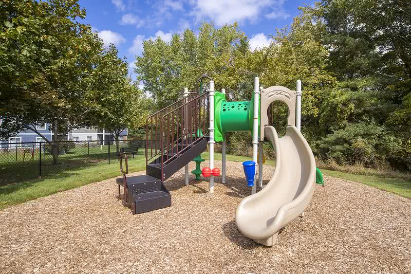 Playground | Bring the kids to our community playground for some fun.
