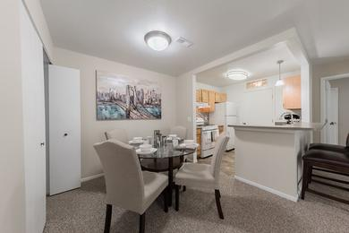 Dining Area | You'll enjoy having a separate dining area that opens up to the kitchen.