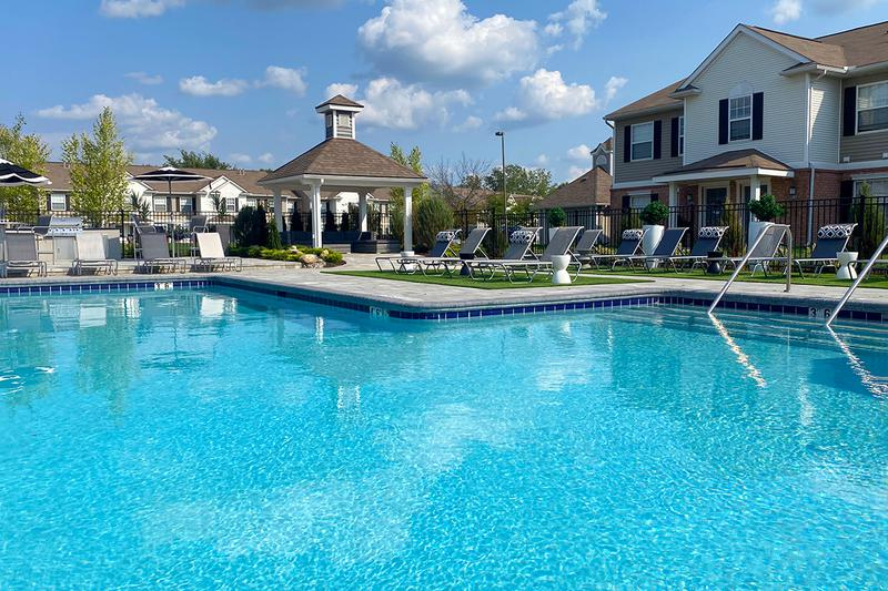 Resort-Style Pool | Take a dip in our resort-style pool.