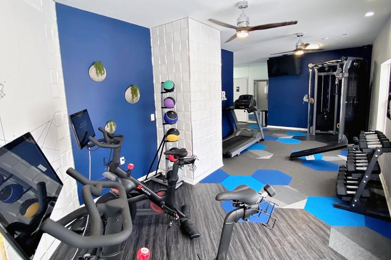 Fitness Center | Get fit in our state-of-the-art fitness center.