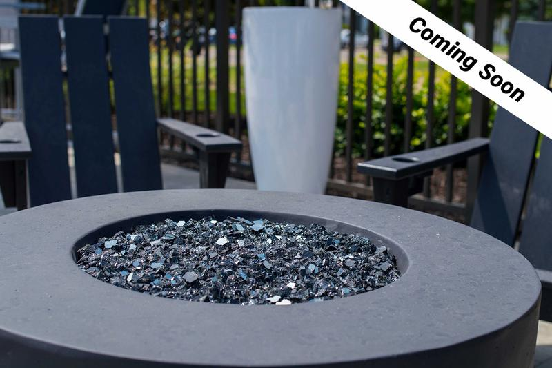 Fire Pit | Warm up by our fire pit. (Coming soon)