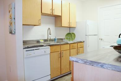 Fully Applianced Kitchens | Our apartment homes are complete with fully applianced kitchens including dishwashers.