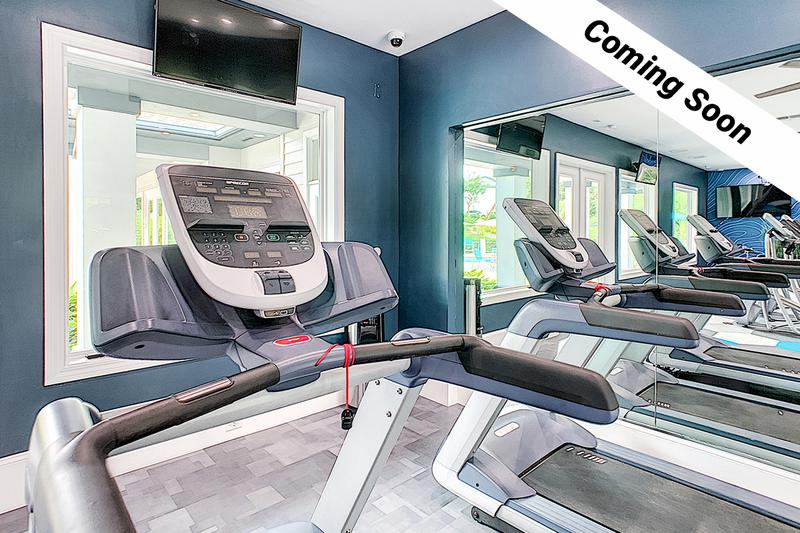 Fitness Center | Keep an eye out for our brand new fitness center coming soon.