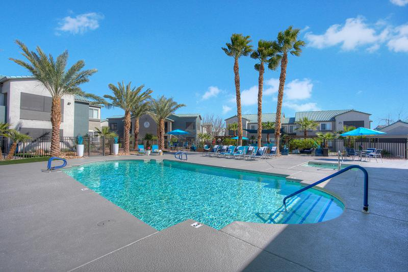 Resort-Style Pool | Take a dip in our resort-style, pool; perfect on a hot summer day!