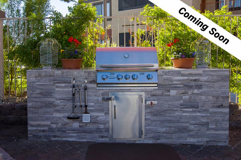 Outdoor Kitchen | Keep an eye out for our outdoor, poolside kitchen. (Renovations Coming Soon)