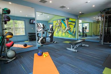 Fitness Center Coming Soon | Brand new resident fitness center is coming soon!