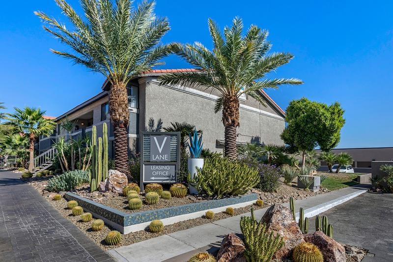 Lush Landscaping | You'll love the beautiful, lush landscaping throughout our community.