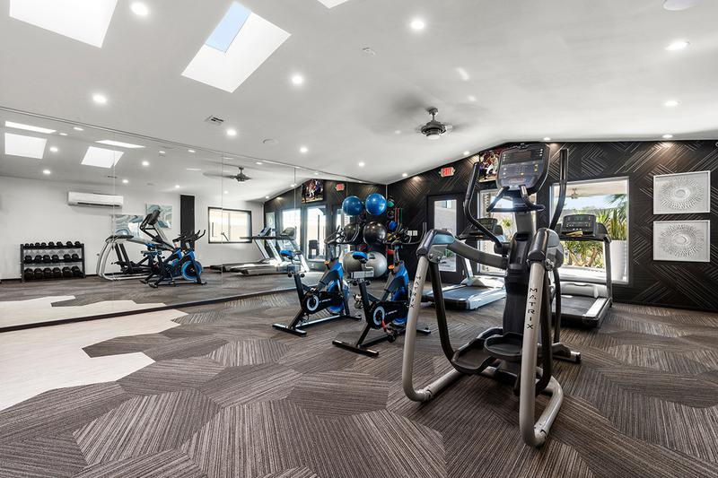 State-of-the-Art Equipment | Our fitness center features brand new, state-of-the-art fitness equipment.