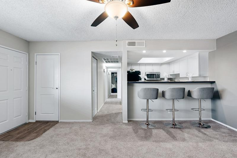 Open Floor Plans | You'll love our spacious, open floor plan concepts.