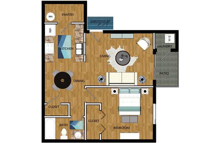 1 bedroom apartment las vegas vue 5325