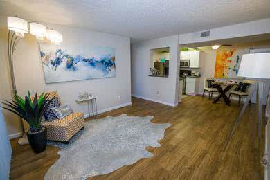 Open Layouts | You'll enjoy the spacious, open layouts all of our floor plans offer.