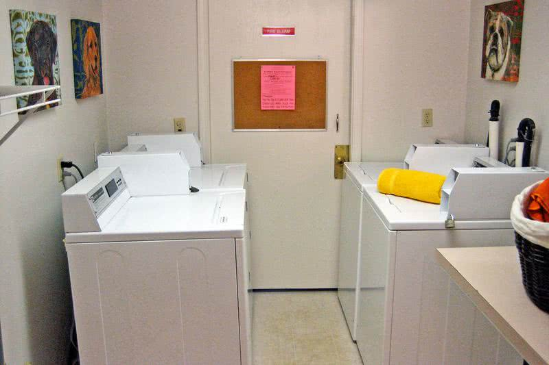 Laundry Facility | Community laundry facility for your convenience
