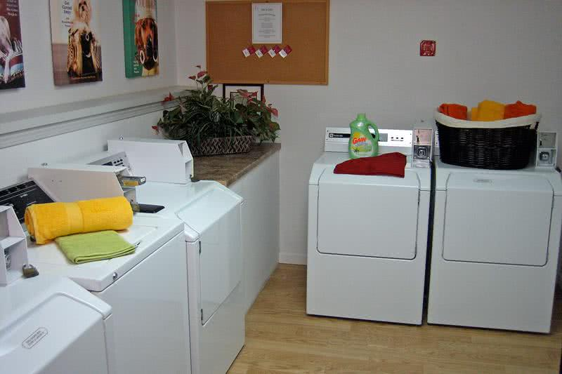 Community Laundry Room | Community laundry centers for your convenience