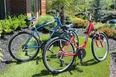 Bike Rentals | Residents love our complimentary bike rentals.