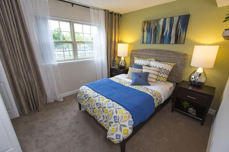 Guest Bedroom | Comfortable second bedroom.