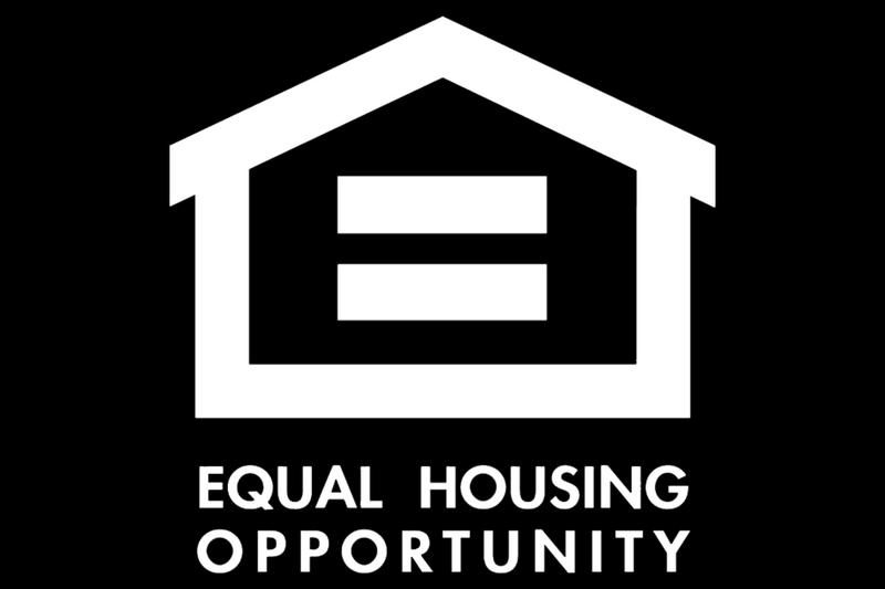 Equal Housing Opportunity | We do business in accordance with the federal Fair Housing Law.