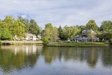 Beautiful Lake Views | Enjoy the beautiful lake views around the Hillsborough community.