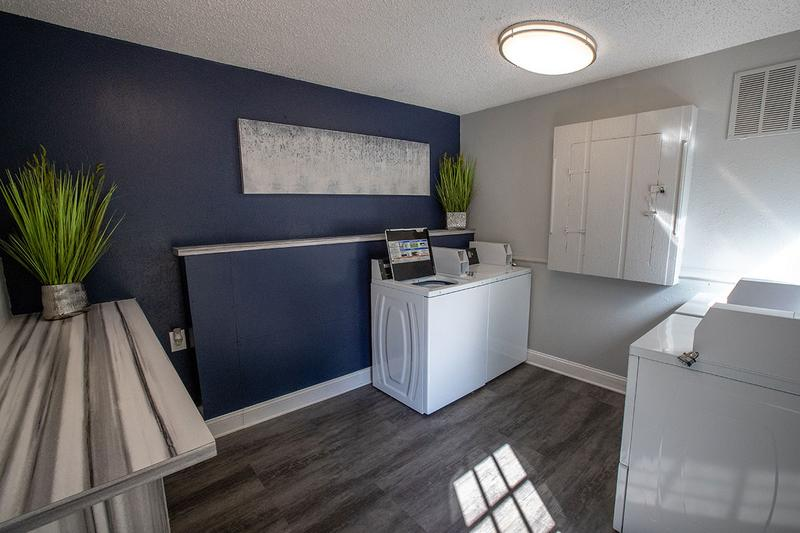 Laundry Center | Our community also features a laundry center for your convenience.