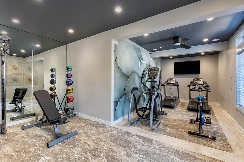 State-of-the-Art Fitness Center | Enjoy our beautiful, state-of-the-art fitness center.