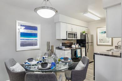 Family Dining Area | You'll love having a separate dining area that opens up to the kitchen and living areas.