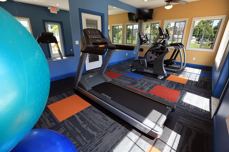 Fitness Center | State-of-the-Art fitness center is currently underway and coming soon!