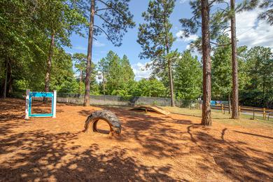 Off-Leash Dog Park | We are a pet friendly apartment community and have an off-leash dog park on site!