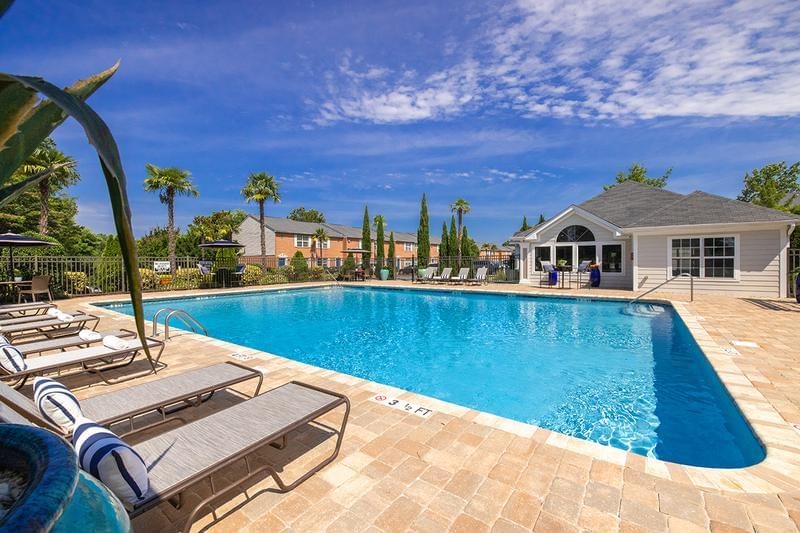 Resort-Style Pool | Lay out on our expansive sundeck or go swimming in our resort-style pool.