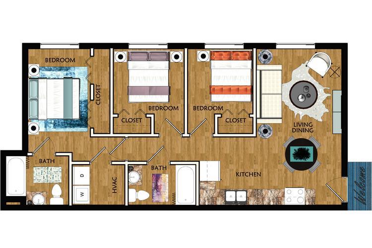 3 bedroom apartments columbia sc the legends at lake murray - 2 bedroom apartments columbia sc ...