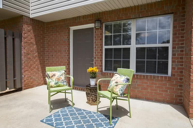 Private Patio | Enjoy the outdoors from the privacy of your very own patio.