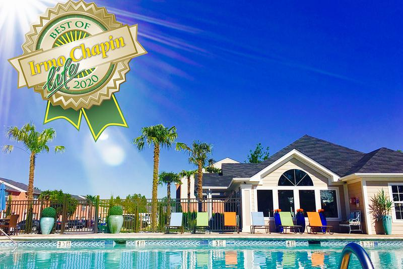 Voted #1 Apartments | #1 Voted Apartments in Irmo/Chapin 2020.