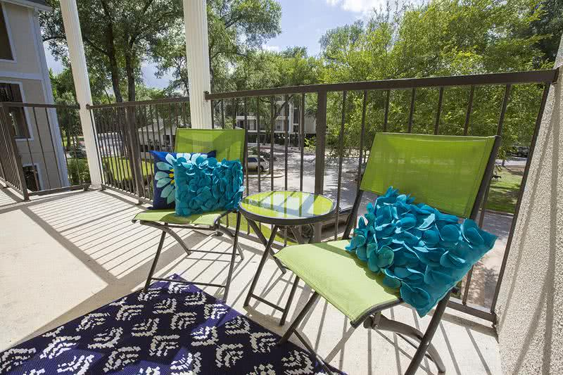Private Patio/Balcony | Enjoy the weather from your very own private patio or balcony.
