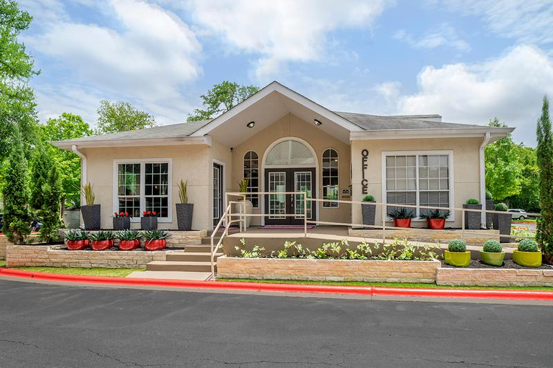 Office Exterior | Our friendly staff is waiting to help you find your new home. Come on in today!